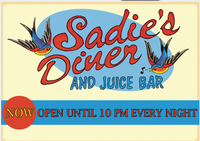 Sadie's Diner & Juice Bar