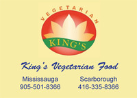 King's Vegetarian Food