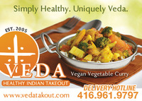 VEDA - Healthy Indian Takeout