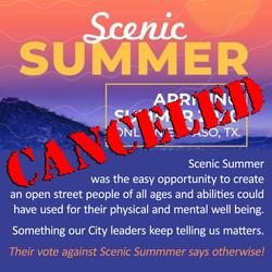 Scenic summercancelled