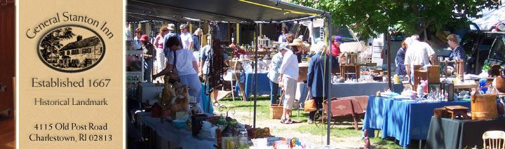 Charlestown flea market