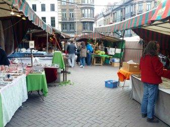 Sablon flea market brussels 002