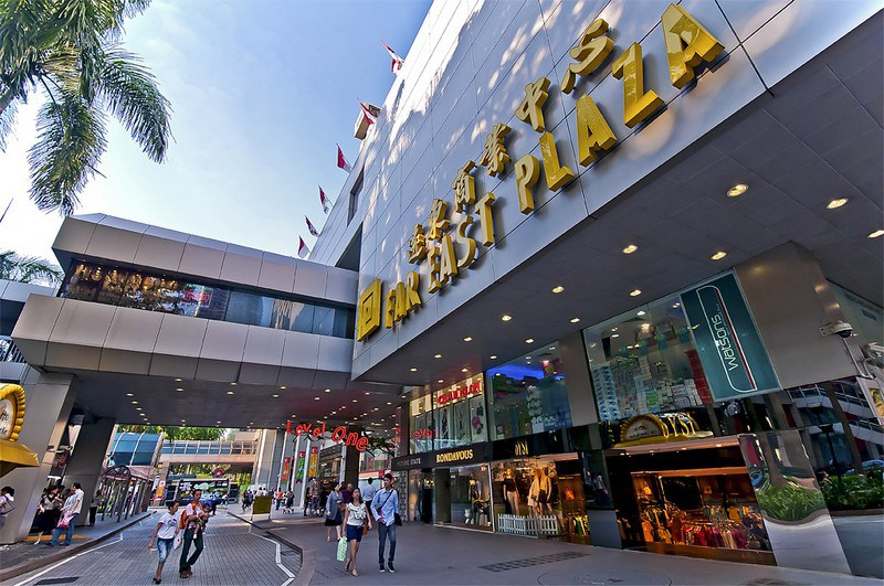 Far east plaza singapore all rights reserved by helioxeon