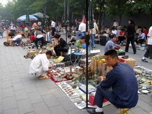 Panjiayuan flea market11111