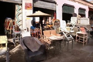 Bab el khemis flea market art d%c3%a9co home decor e1415714996243