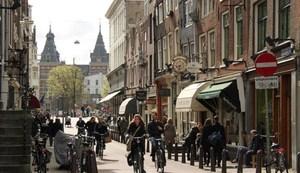 Spiegelstraat amsterdam