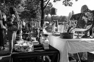 Saint pholien flea market belgium