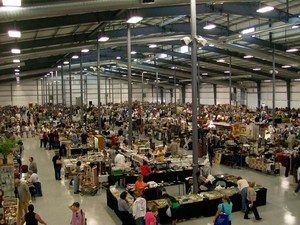 Peterborough festival of antiques