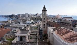Taranto flea market