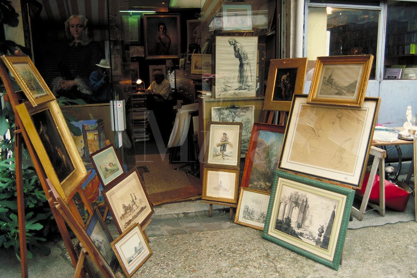 Paintings market