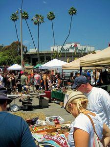 Rosebowl flea market all rights reserved by basicla