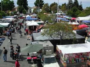 Berkley flea market ilya lee