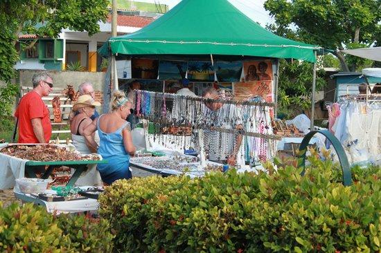 Guardalavaca flea market