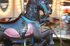 Fair-carousel
