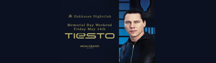 5/24/13 Tiesto at Hakkasan Las Vegas | DJhere Productions