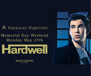 5/27/13 Hardwell at Hakkasan Las Vegas | DJhere Productions