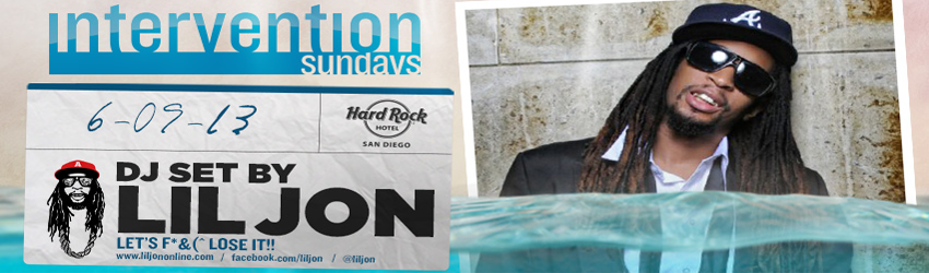 Lil Jon at Intervention San Diego | June 9th, 2013 | DJhere Productions