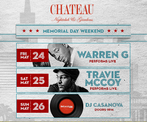 Warren G. at Chateau Nightclub | May 24th, 2013 | DJhere Productions