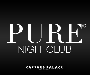 Fridays at Pure Nightclub in Las Vegas | May 24th, 2013 | DJhere Productions