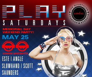 Play Saturdays at Ivy Nightclub, Rooftop & Winebar | May 24th, 2013 | DJhere Productions