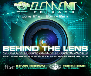 Element Fridays at the Hard Rock Hotel | June 21, 2013 | DJhere Productions