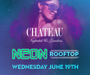 Neon Rooftop at Chateau Nightclub | June 19th, 2013 | DJhere Productions