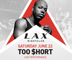 Too $hort (LIVE) at LAX Nightclub | June 22nd, 2013 | DJhere Productions