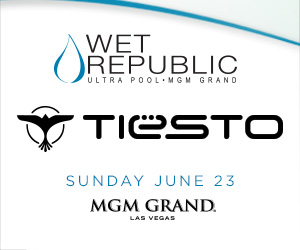 Tiesto at Wet Republic | June 23rd, 2013  | DJhere Productions