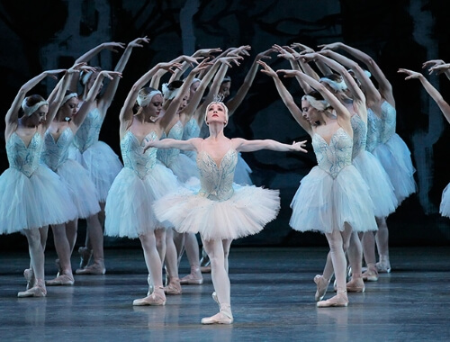 New York City Ballet: Swan Lake