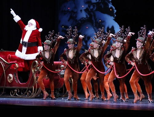 Radio City Christmas Spectacular!