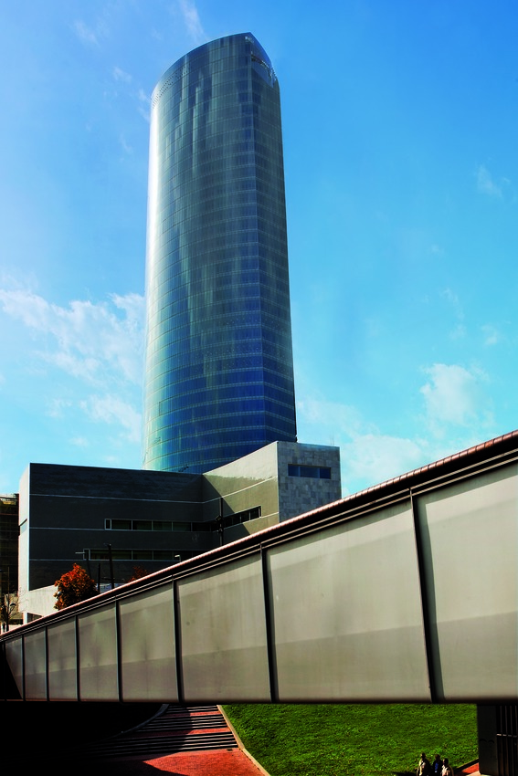 Iberdrola Tower, Bilbao - Spain
