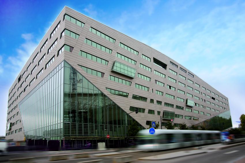 Rhône-Alpes County Building, Lyon - France