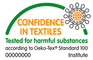 Oeko-Tex 100 Confidence in Textiles