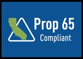 Proposition 65 Compliant