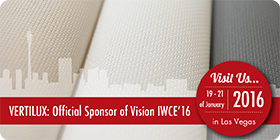 Vision IWCE'16 - International Window Coverings Expo