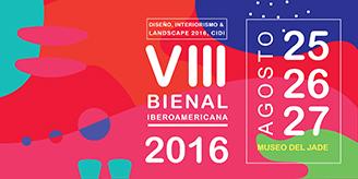 VIII Iberoamerican Biennial of CIDI 2015-2016