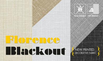 Florence Blackout Decorative