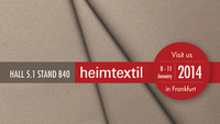 Vertilux at Heimtextil 2014