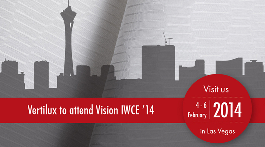Vertilux to attend Vision IWCE 14!!!