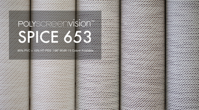 New Polyscreen Vision™ SPICE 653