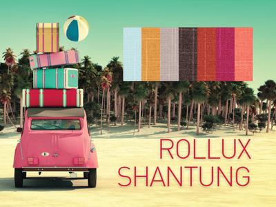 Rollux Shantung Hello Summer