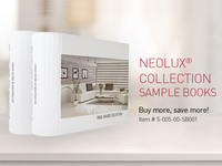 Neolux® Sample Books for Just $25!
