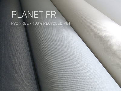 Planet FR: Acoustic and Recyclable