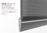 New Neolux Supreme Bottomrail: More Versatile & Efficient
