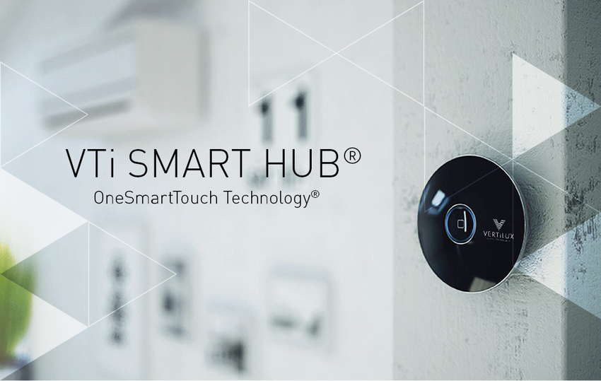Go beyond comfort with our Home Automation System: VTi Smart Hub®