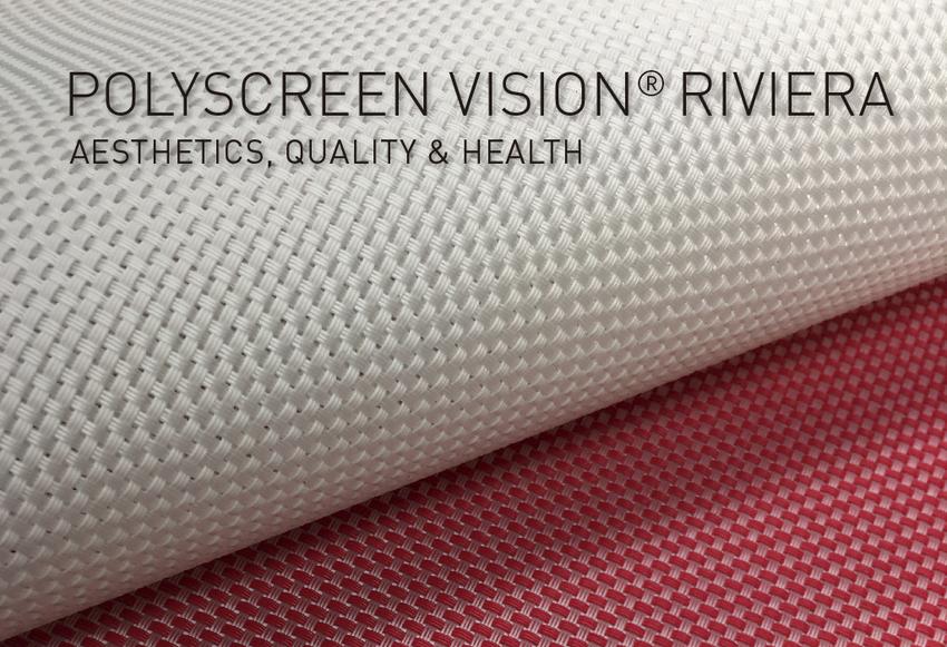 New Polyscreen Vision® Riviera
