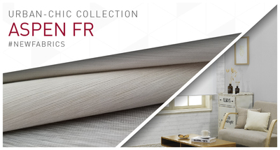 Aspen FR: New flame retardant decorative fabric
