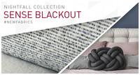 Introducing a new fabric: Sense Blackout