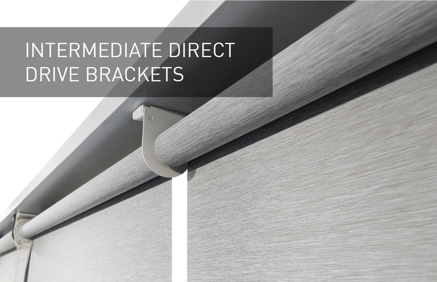 New Intermediate Direct Drive Brackets