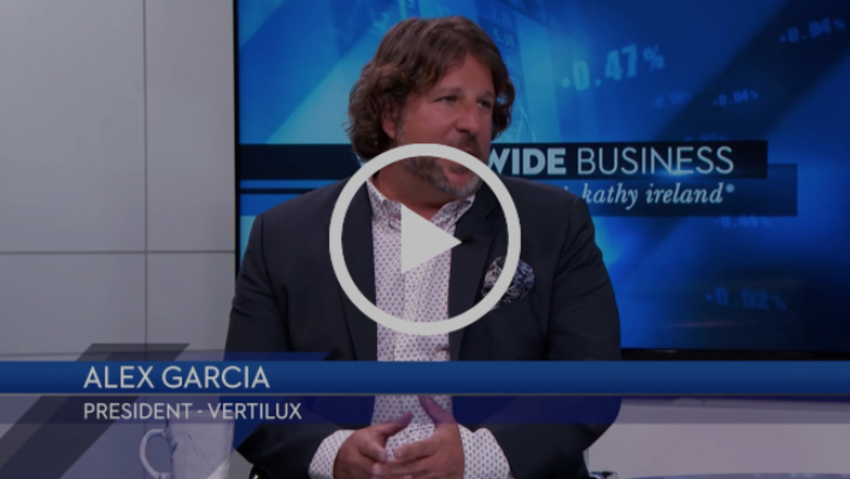 Press Release - Watch Alex García TV interview at Worldwide Business